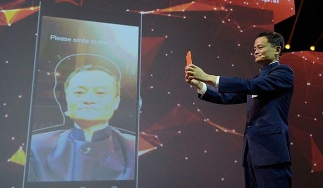 Alibaba Smile to Pay per pagare con un selfie