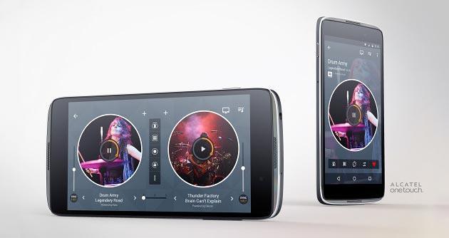 Alcatel lancia OneTouch IDOL 3 da 249 euro