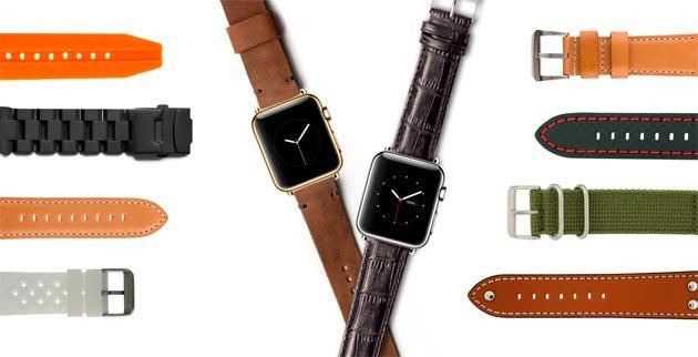 Adappt, il primo adattatore per cinturini di Apple Watch