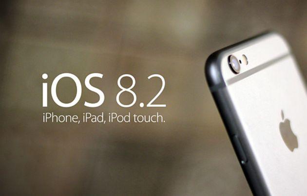 iOS 8.2 ecco cosa cambia, funzione Apple Watch e Salute