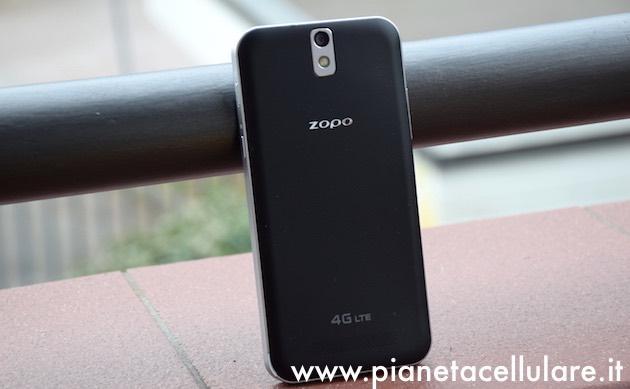 Recensione Zopo ZP999 Lion Heart, Top di gamma Android LTE Dual Sim