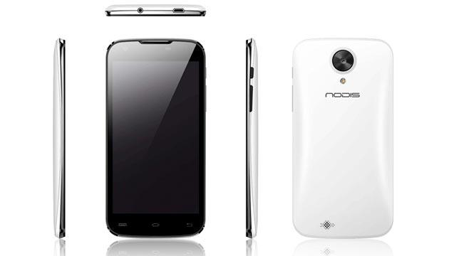 Nodis ND-501, smartphone Android 5 pollici Dual SIM da 120 euro