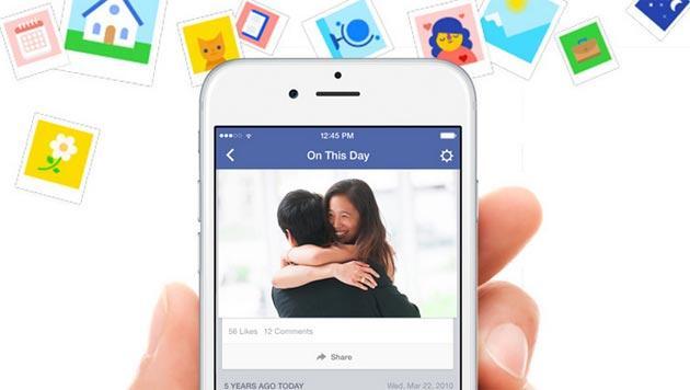 Facebook Accadde Oggi, nuova funzione in arrivo su Facebook