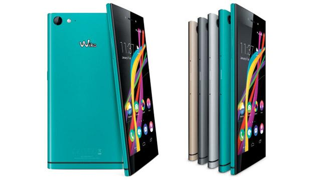 Wiko Highway Star 4G e Wiko Pure 4G al MWC 2015