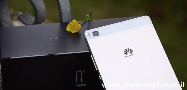 Huawei P8, Recensione Completa e Video del nuovo top di gamma Android Huawei P8
