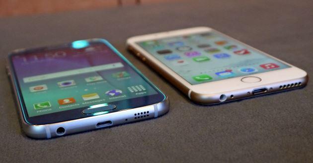 Prestazioni grafiche, i 2 core di iPhone 6 battono gli 8 core di Galaxy S6