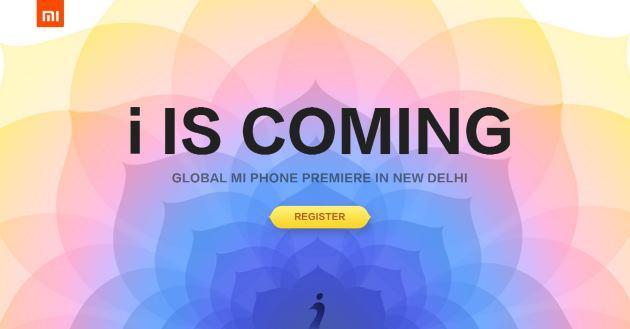 Xiaomi, in arrivo nuovo smartphone Android Mi il 23 Aprile