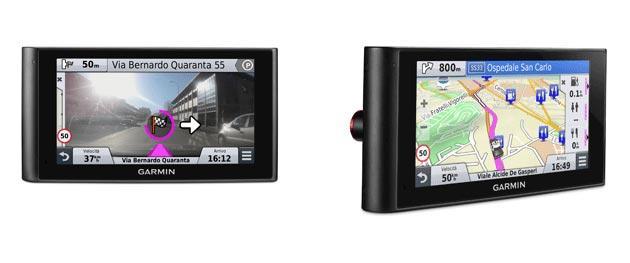 Garmin nuviCam: Nuovo dispositivo completo di Guida Assistita, Gps e Live Traffic