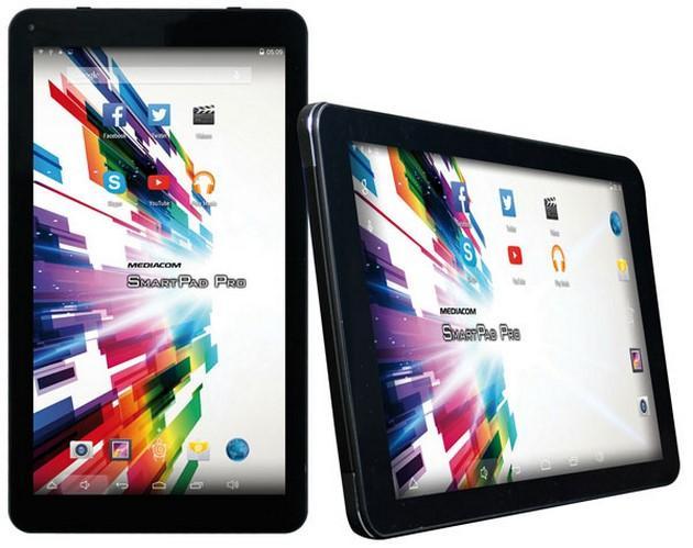 Mediacom SmartPad Pro 10.1 arriva in Italia a 139 euro