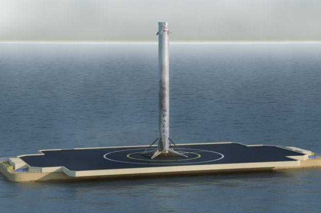 Space X: Il razzo riutilizzabile che Portera' il caffe' nello spazio Partito con successo