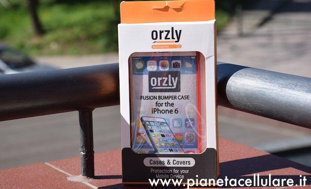 Recensione Orzly Fusion Bumper Apple iPhone 6 Plus