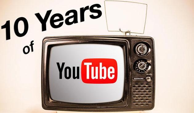 YouTube compie 10 anni: ecco il primo video caricato
