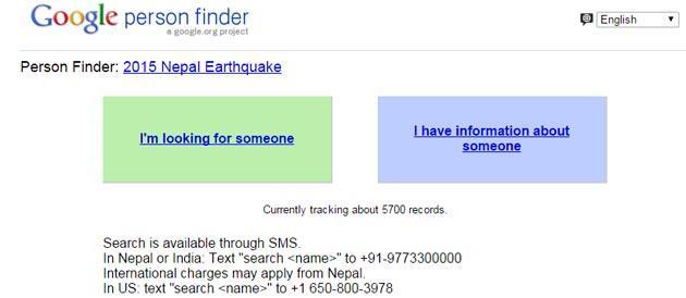 Terremoto Nepal: Apple, Facebook, Google e Amazon si attivano per Soccorsi online