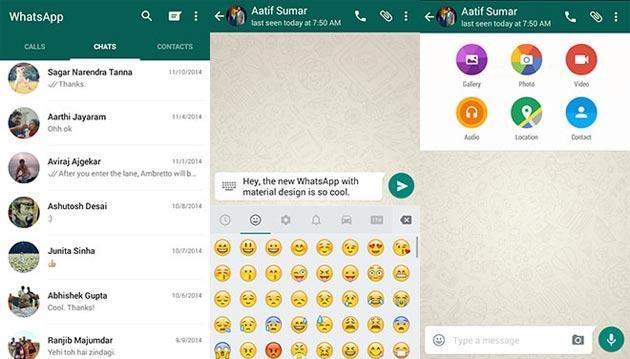 WhatsApp per Android ora consente di cercare in tutte le conversazioni