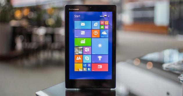 Lenovo Miix 300 8: nuovo tablet che costa 149 dollari