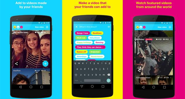 Facebook lancia Riff, app per creare video-collage