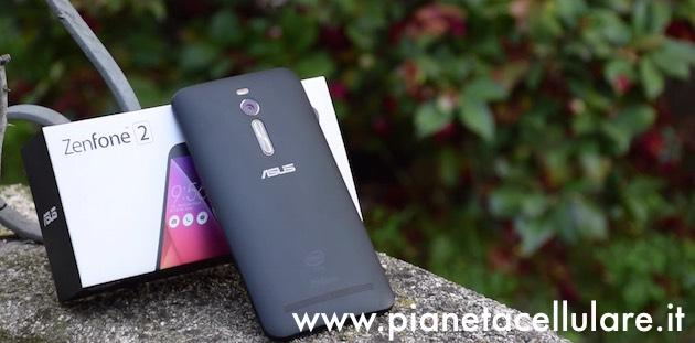 Asus Zenfone 2, video recensione Zenfone 2 Android Dual Sim LTE