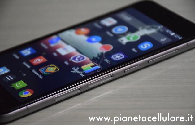 Recensione Archos 50 Oxygen Plus, Smartphone Android Dual o mono Sim