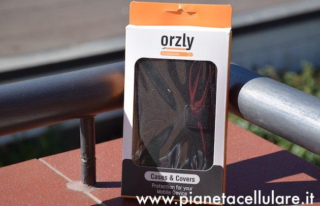 Recensione Orzly Multi Function Wallet Stand Case per Apple iPhone 6 Plus
