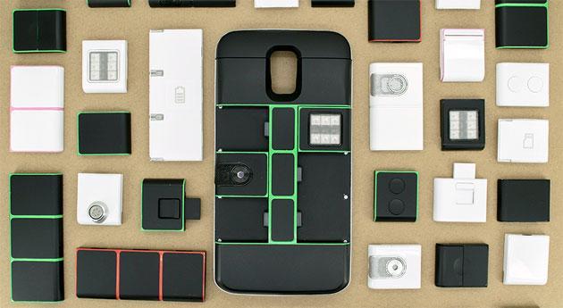 Nexpaq, custodia che rende Modulare lo SmartPhone