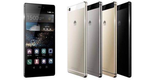 Huawei P8, P8max e P8 Lite: i nuovi Smartphone Android di Huawei