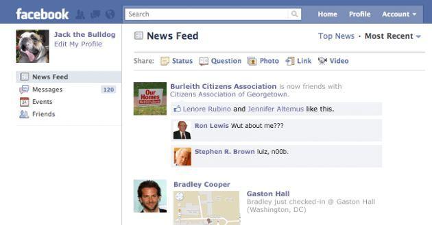 Facebook cambia algoritmo del News Feed
