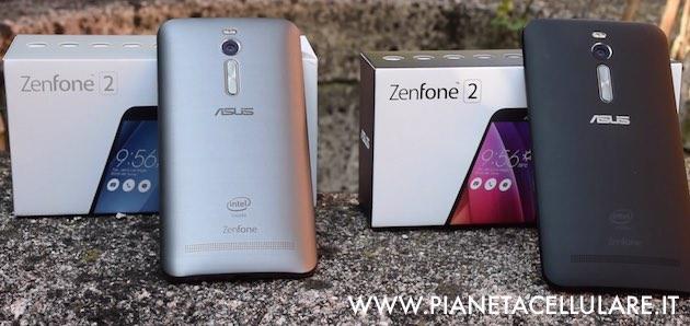Asus Zenfone 2 2GB RAM Vs 4GB RAM, il nostro confronto