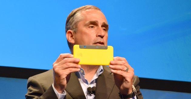 Intel presenta RealSense Camera 3D per smartphone