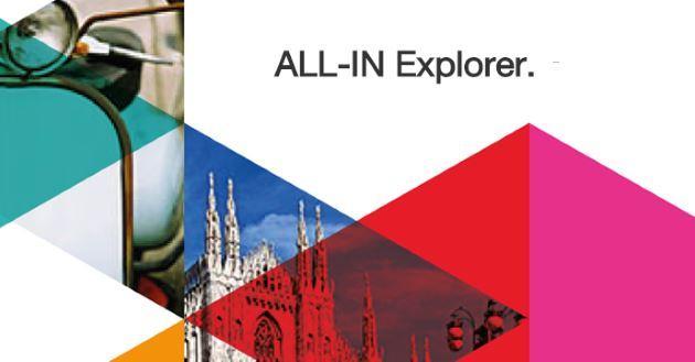 Expo 2015: Tre presenta Offerta All-In Explorer per i turisti