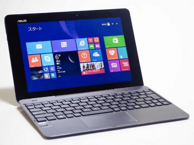 ASUS Transformer Book T100 Chi: recensione del tablet ibrido