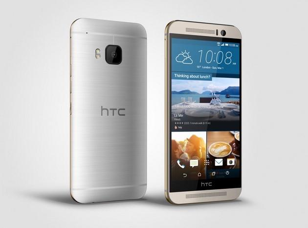 HTC One M9, aggiornamento Android 5.1 disponibile in Europa