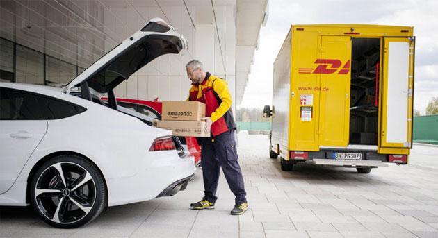 Amazon testa le consegne con le Auto dei clienti