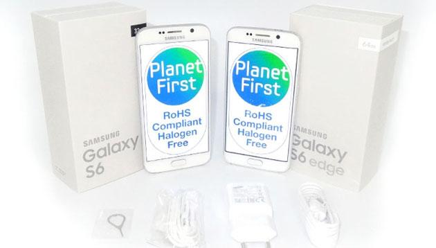 Galaxy S6 e S6 Edge sono molto eco-friendly