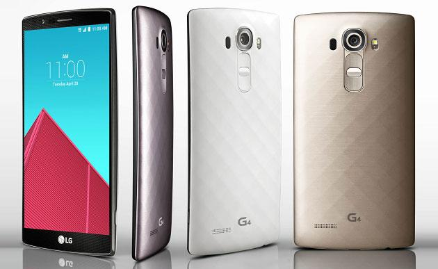 LG G4: specifiche tecniche, foto e video del nuovo top di gamma LG G4