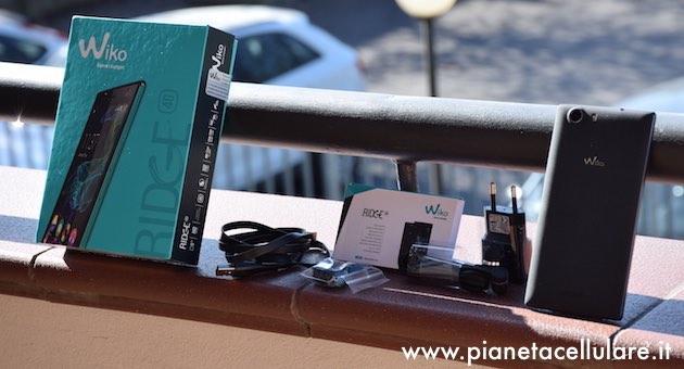 Unboxing Wiko Ridge 4G, Smartphone Android Dual Sim da 229 euro