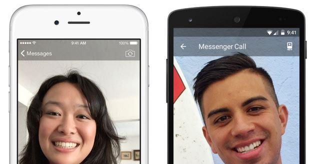 Facebook Messenger con Videochiamate, Login anonimo, info profilo e giochi