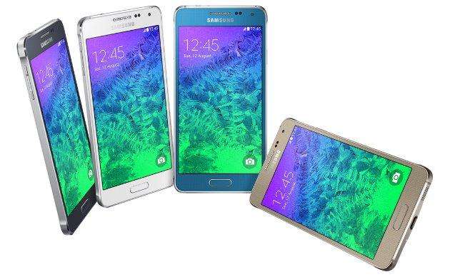 Samsung Galaxy Alpha, Android Lollipop 5.1.1 in arrivo in Europa