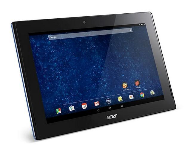 Acer Iconia Tab 10 presto in uscita al prezzo di 299 euro