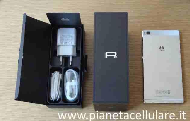 Huawei P8: il nostro Vide Unboxing e primo avvio dalla diretta di Londra