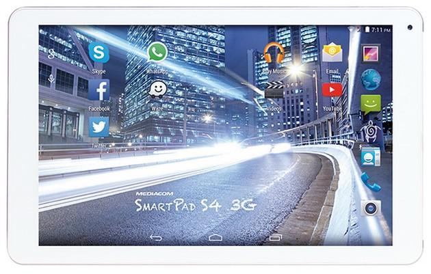 Mediacom SmartPad 10.1 S4: nuovo tablet che sfida iPad
