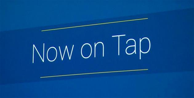 Google Now on Tap anche in italiano, come funziona
