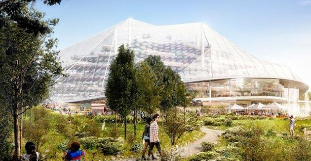 Linkedin batte Google: niente campus futuristico a Mountain View