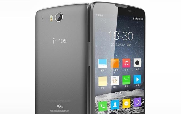 Innos D6000, smartphone con 2 batterie per totale di 6,000mAh