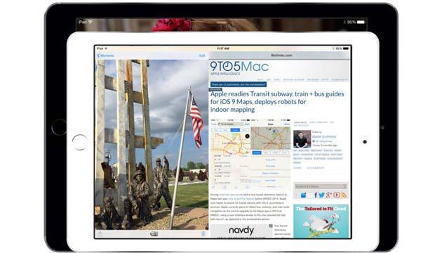 Apple iPad: in arrivo Split-Screen, modello 12 pollici e supporto Multi-Utente