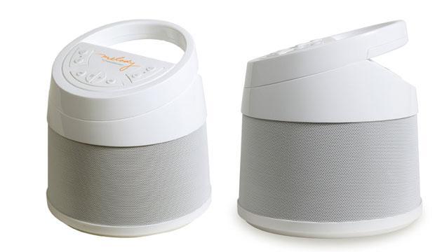 Soundcast Melody, speaker portatile con Bluetooth aptx, DPAT, mini-USB, 20 ore di autonomia