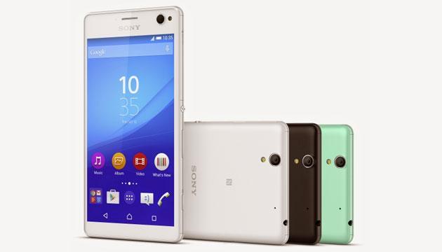 Sony Xperia C4, nuovo Smartphone per amanti dei Selfie