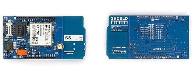 Arduino Gsm Shield 2: Gprs, Sms e Chiamate e supporto Windows 10