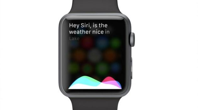 Apple Watch: come si usa Siri