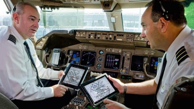 Apple iPad blocca decine di voli American Airlines