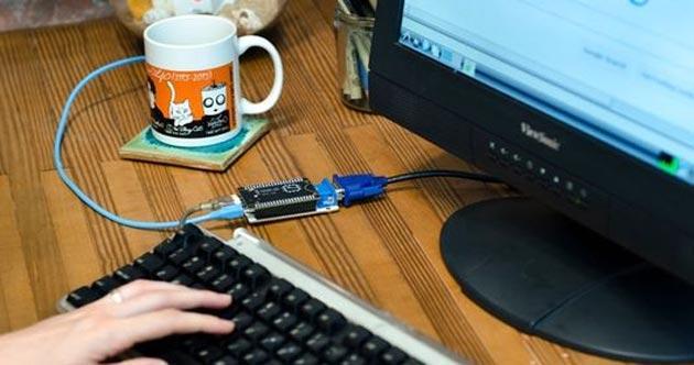 Chip, il micro computer che costa 9 dollari